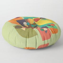 Owl squad Floor Pillow
