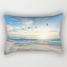 SURRENDER TO FREEDOM Rectangular Pillow