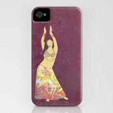 Belly dancer 13 Slim Case iPhone (4, 4s)