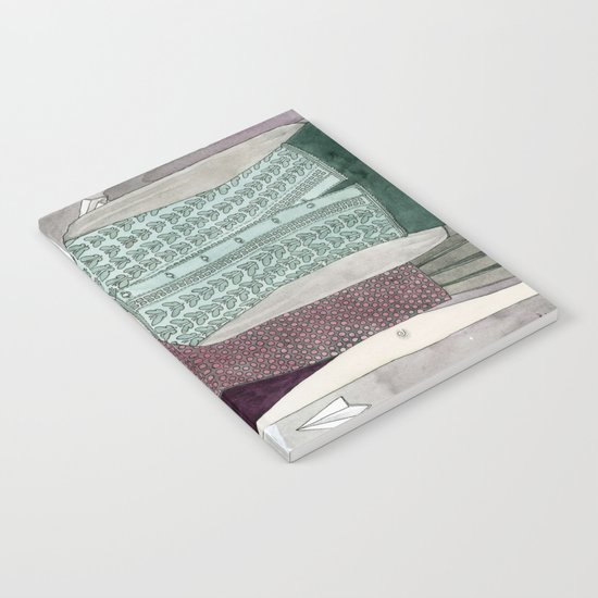 Paper Planes Notebook