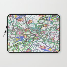 The Pathway Beyond the Gate Laptop Sleeve