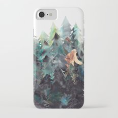 Bigfoot Forest iPhone 7 Slim Case