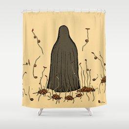 Lentil sprouts Shower Curtain