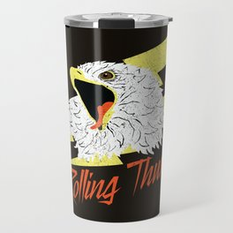 Screaming Eagle (Rolling Thunder) Travel Mug