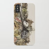 soviet iPhone & iPod Cases featuring Soviet Monuments by Jess Worby