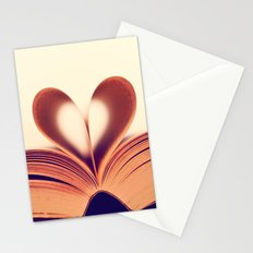 Book Lovers Stationery Cards