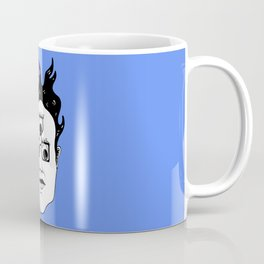 Gool Third Eye Pince Nez Coffee Mug