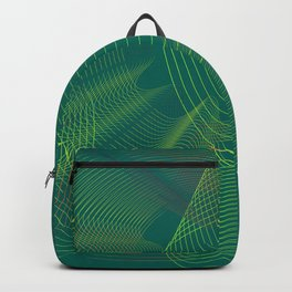 Emerald Passion Backpack