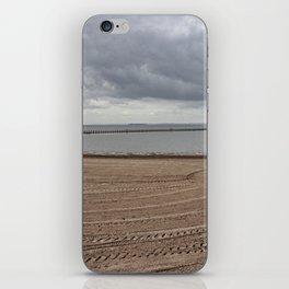 Marine Lake Weston-super-Mare iPhone Skin