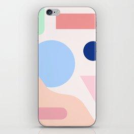 Creme iPhone Skin