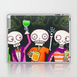 Halloween Happy Hour Laptop & iPad Skin