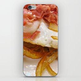 Bacon & Egg Breakfast iPhone Skin