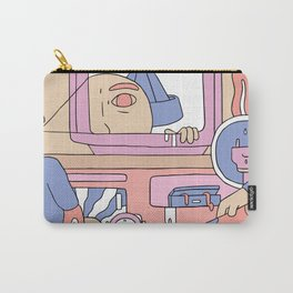 Tv People Carry-All Pouch