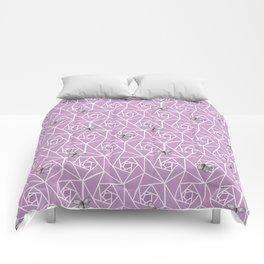 Roses & Butterflies Comforters
