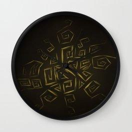 Rune One Wall Clock