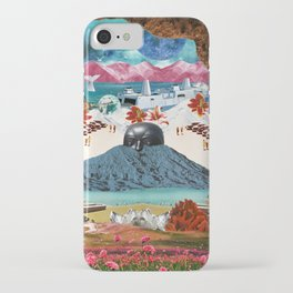 Guardian of the ghost world iPhone Case