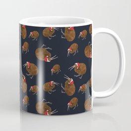 Kevin the Santa Kiwi Coffee Mug