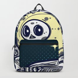 Too Cool Groove Astronaut to the Stars Backpack