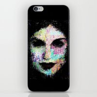 cassandra jean iPhone & iPod Skins featuring Cassandra by brett66