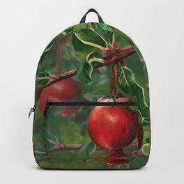 Tudor Pomegranate Tree Backpack