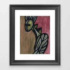 Prince Daemon Framed Art Print