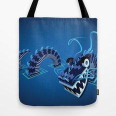 Dragon - Water Tote Bag