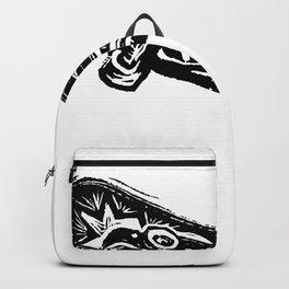Skate ink Backpack