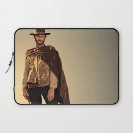 Clint Eastwood Laptop Sleeve