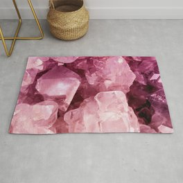 Crystal Rose Rug