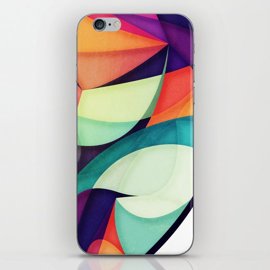 Overwhelm Me Please iPhone & iPod Skin