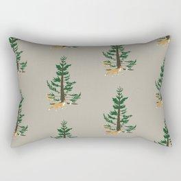 Forest Whimsy Rectangular Pillow