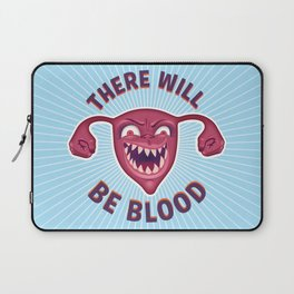 Crazed Uterus, There Will Be Blood Laptop Sleeve