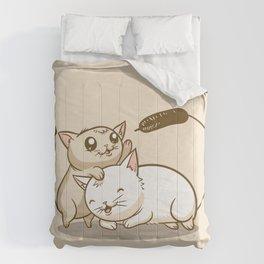 CatTails! Comforters