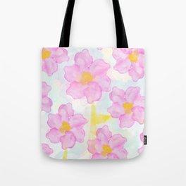 Dazed Flower Tote Bag