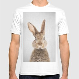 953c3567 Rabbit - Colorful T-shirt