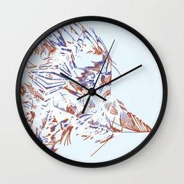 Birdie-Bird Wall Clock
