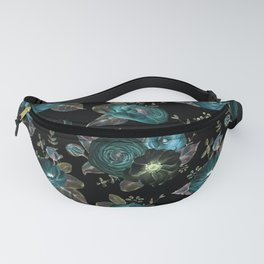 The Night Garden IV Pattern Fanny Pack