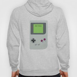 Retro Gameboy Hoody