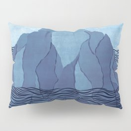 Iceberg Pillow Sham