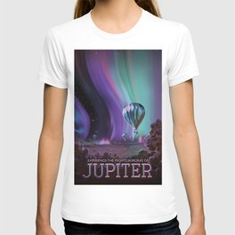 Visions of the Future: The Mighty Jupiter T-shirt