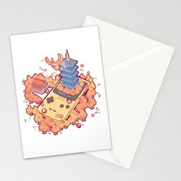 Pocket Monster V2 - Ho-Oh Stationery Cards