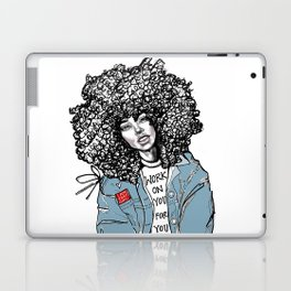 #STUKGIRL ALIANA Laptop & iPad Skin