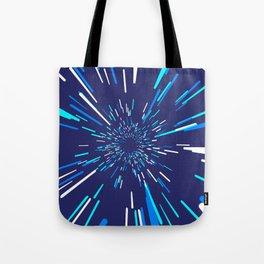 Space Trip 3 Tote Bag