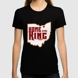 Home of the King (Red) T-shirt