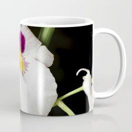 Pansy Orchid Coffee Mug