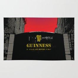 St. James's Gate, Dublin Rug