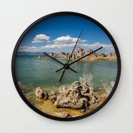 Mono Lake California - I Wall Clock