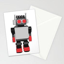 Vintage Robot Stationery Cards