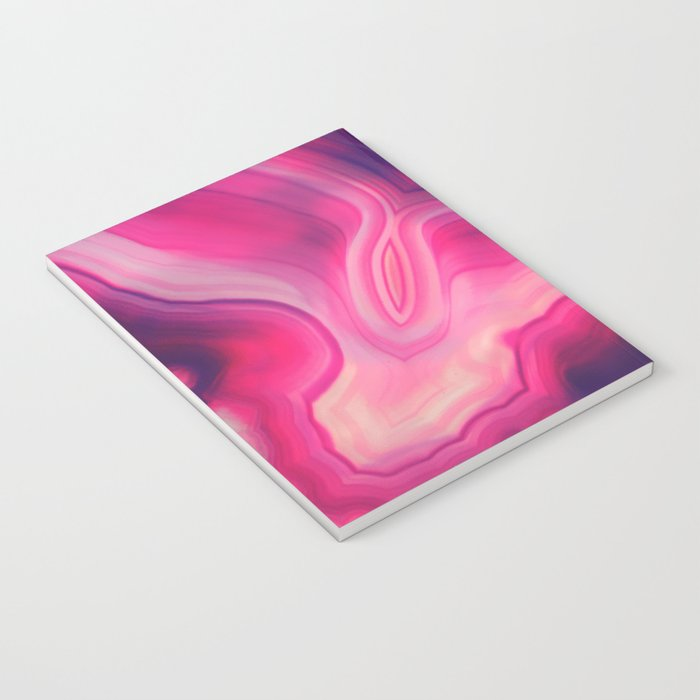 Luxury Agate Notebook