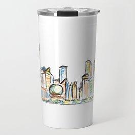 Shanghai Travel Mug